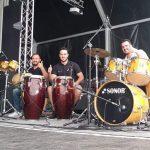 Curso de percusión, con Los Quintillos.com