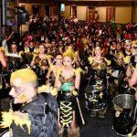 Samba Isleña, decide suspender los ensayos