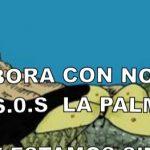 S.O.S. La Palma, colabora con la batucada Show Band Los Piratas del Caribe y batucada Caribe de Gran Canaria