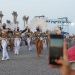 El primer coso tras la pandemia, otro hito de esta edición del Carnaval de Verano de Tenerife
