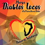 Pulsera solidaria de Los Diablos Locos, a beneficio de La Palma