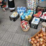 La FIGRUC hizo su recogida de alimentos, para los más necesitados