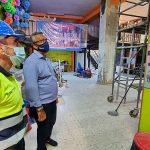 Infraestructuras afronta la mejora de locales de ensayo del Carnaval en La Salud